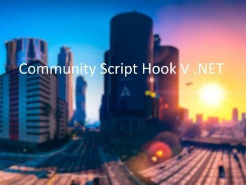 Community Script Hook V .NET 2.10.9