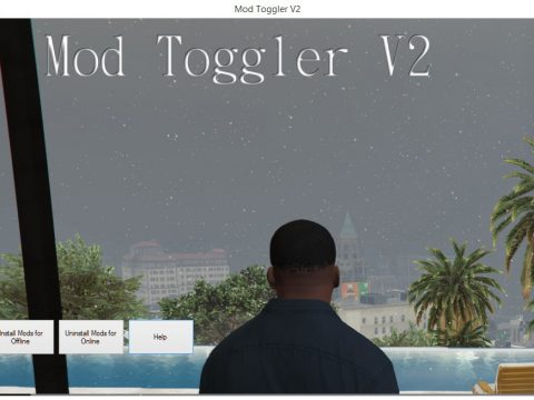Mod Toggler [To quickly disable and enable mods] v2-1