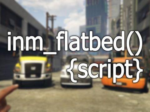 Flatbed Script 1.3