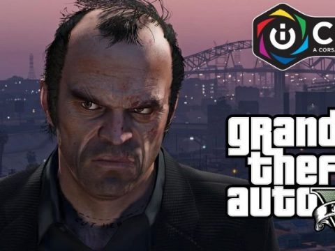 Corsair For GTAV 1.0.0.1
