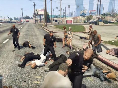 All Peds Unarmed 0.1