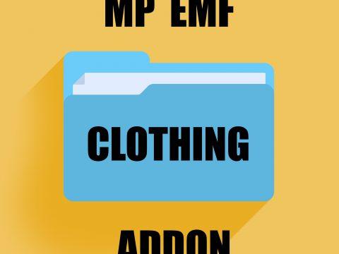 Clothing EMF Addon [MP] + YMT 1.0