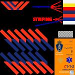 [4K] Dutch Emergency Vehicles Skin Resources (PSD) 1.2