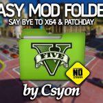 Easy Mod Folder (EMF) 1.7