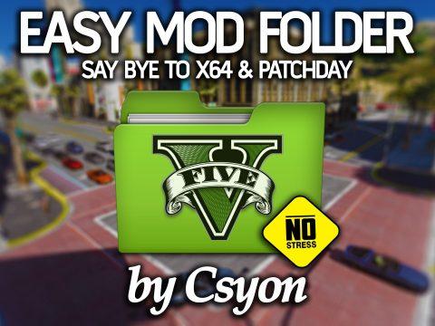 Easy Mod Folder (EMF) 1.6
