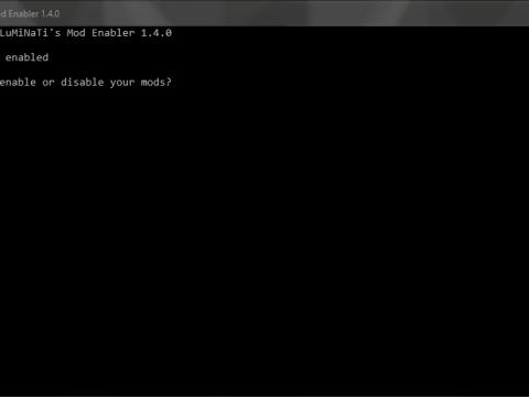 GTA 5 Mod Enabler [.bat] 1.4.3