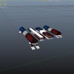 GTA V Default Lightbars [ZModeler3 Resource]