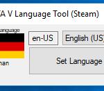 GTA V Language Tool 3.1