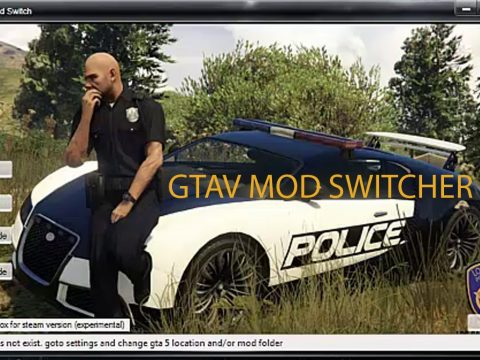 GTA V Mod Switcher 1.0