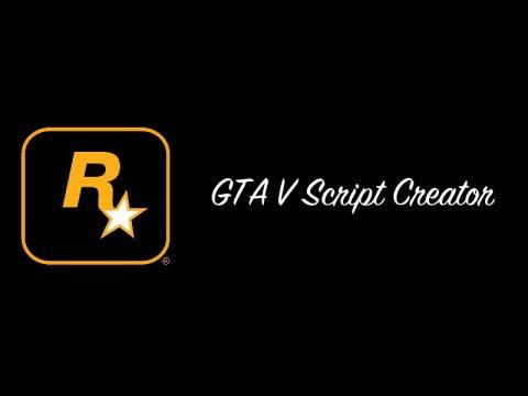 GTA V Script Creator 1.0