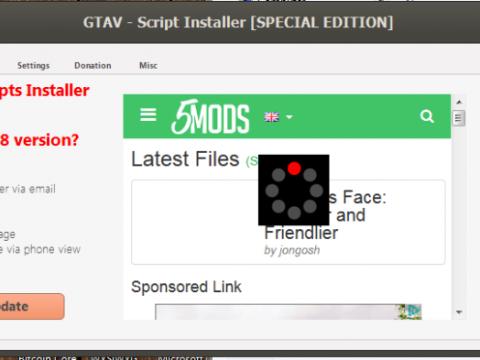GTA V Script Installer 2.9.1
