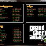 Grand Theft Auto V Cheat Table [PC] v.3