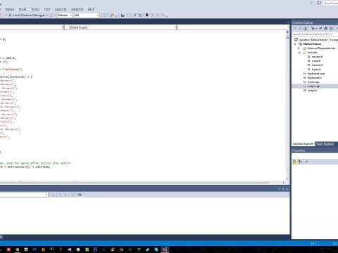 Halloween Mod Menu Source Code (C++) 1.0