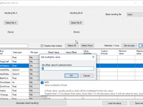 Handling Mixer v0.9.beta4