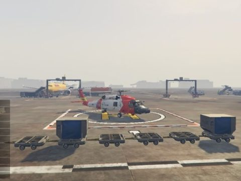 Helicopter Testing Script
