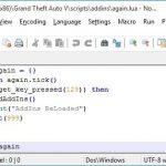 LUA Scripts Reloader 1.0