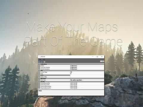 Map Editor & Menyoo to YMap Converter 1.0.4