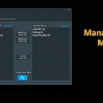 SPSM & Mod Manager 2.21 - BETA