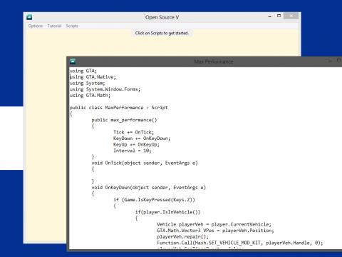 OSV - Learn Scripting [BETA]