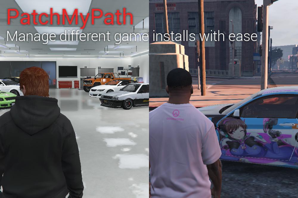game executae path not found | GTA5-Mods.com Forums