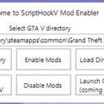 ScriptHookV Mod Enabler 3.1.1