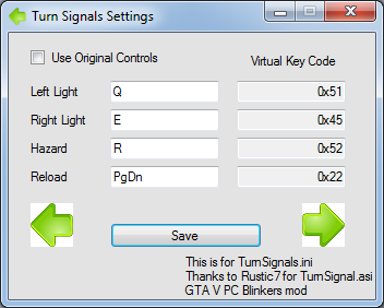 Turn Signal Settings 06-12-15
