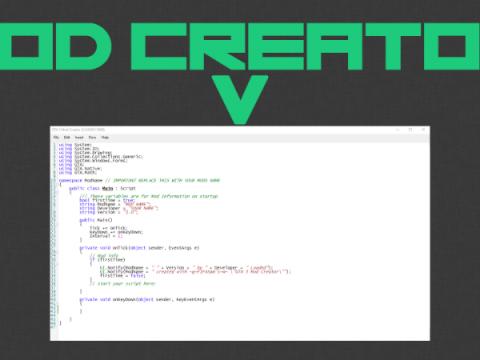 V Creator (Mod Creator) 2.1.7151.18981