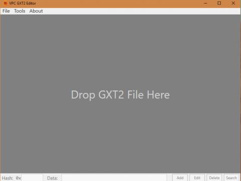 VPC GXT2 Editor [Advanced] 1.8