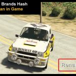 Vehicle Brands Hash (for Addon DLC) 1.2.1