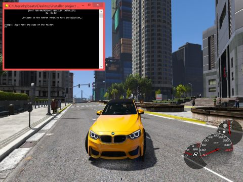 [Add-On | Replace] Vehicles Installer 3.0