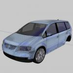 Volkswagen Touran 2008 [Unlocked]