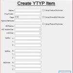 YTYP Generator [ODRS] 2.0
