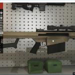 Battlefield 4 Barrett M82A3 [Animated] 1.5