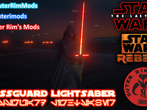 Crossguard Lightsabers Pack [Replace] 1.0