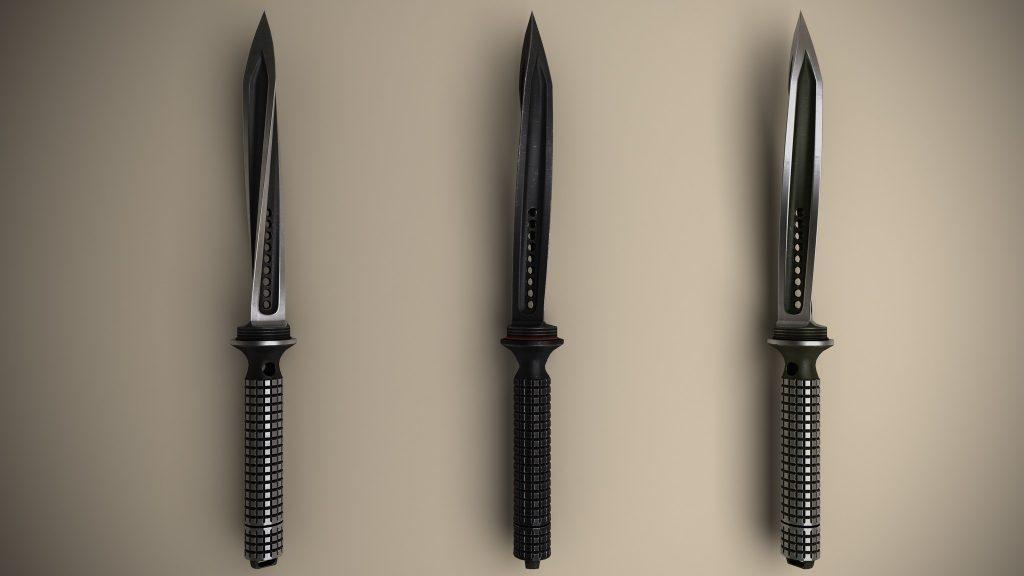 Jagdkommando Tri-dagger