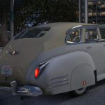 1941 Cadillac Series Sixty One [Add-On | LODs] 1.0