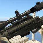 Jng-90 Turkish Military Sniper Rifle