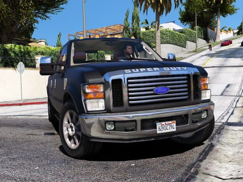 2008 Ford F-250 King Ranch [Replace | Dirtmap] 1.0
