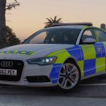2013 Audi A6 Saloon Generic Police Car [ ELS | REPLACE ] 1.0