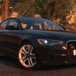 2013 Audi A6 Saloon Unmarked [ ELS | REPLACE ] 1.0