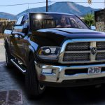 2015 Dodge RAM 2500 [Add-On | Tuning | Template] 1.0