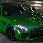 2017 Mercedes-Benz AMG GT-R [Add-On | Template] 1.0