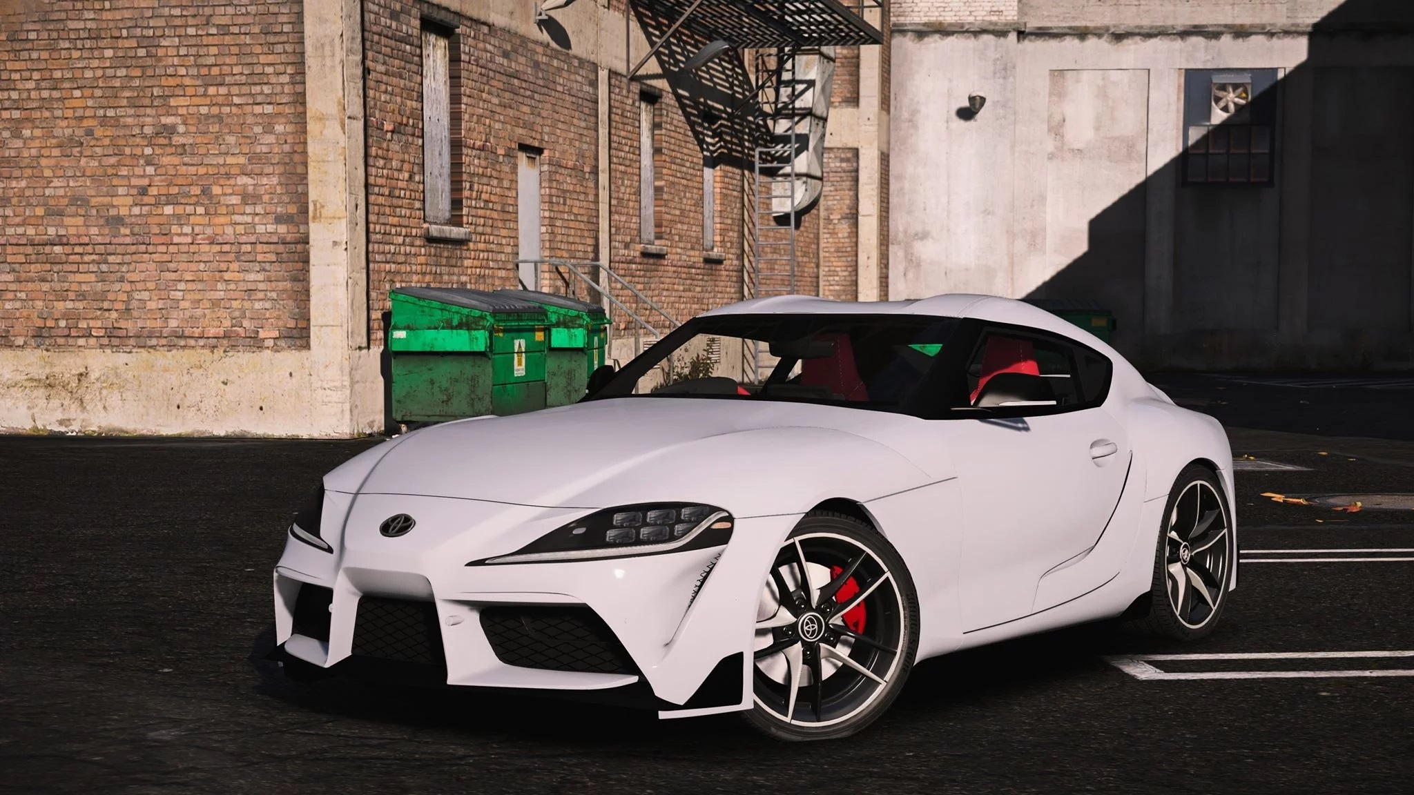 2019 Toyota Supra GR JP-Spec [Add-On | RHD] 1.0