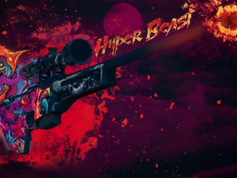 AWP - Hyper Beast Edition