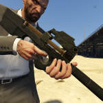 GTA : EFLC Weapons Pack 5.0a