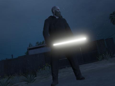 Lightsaber (white) 1.0