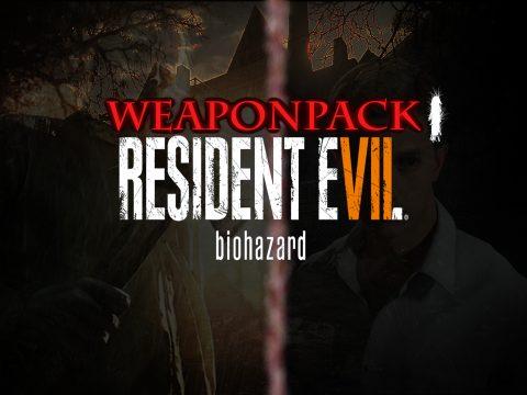 Resident Evil 7 Weapon Pack I 1.0