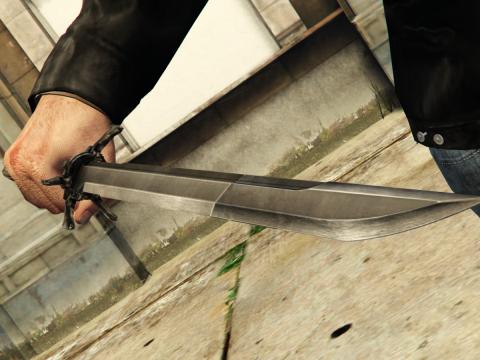 Dishonored - Corvo's Blade