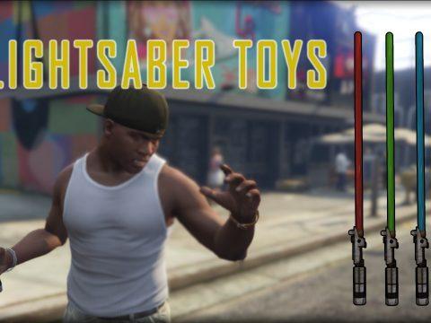 Lightsaber Toys
