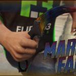 """""""Karambit"""" Marble Fade from CS:GO v 1.7"""